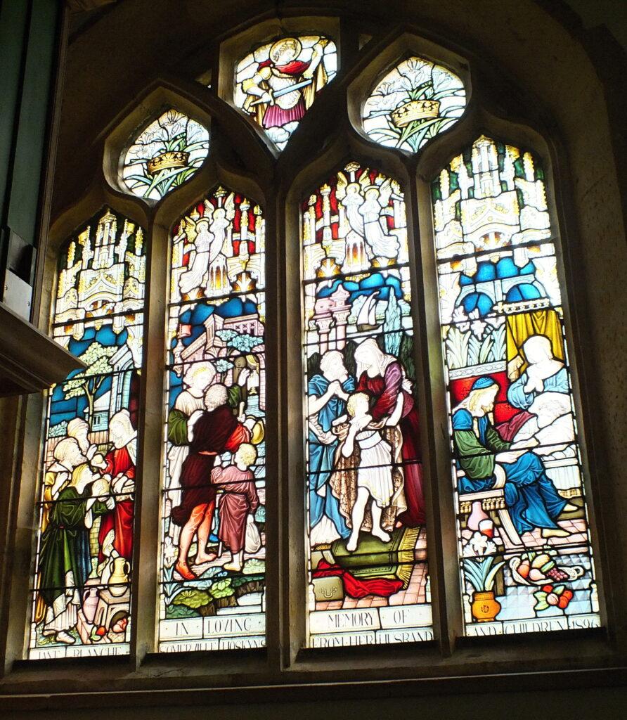 St Martins South Window