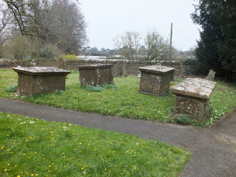 Chest Tombs