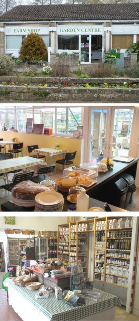 Farm shop and Garden Centre - North Perrott Heritage Trail